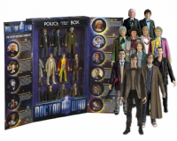 Doctor Who: Eleven Doctors Figure Set - Sealed in Box
